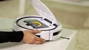 Medion Saugroboter 18500 : medion robot stofzuiger md 16192 md 18500 youtube ~ Orissabook.com Haus und Dekorationen