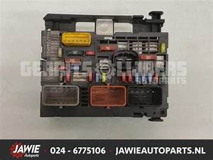 Peugeot 3008 Fuse Box Diagram