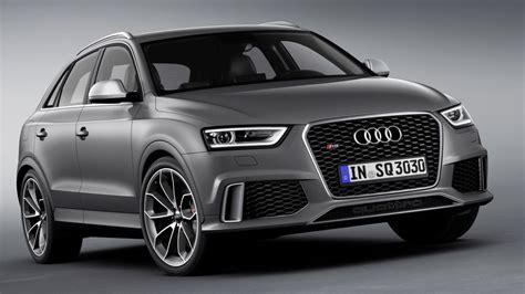 Audi Rs Q3 Bilder Preise Und Technische Daten