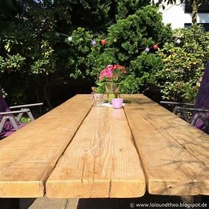 Tisch Aus Holz : diy gartentisch aus alten brettern tisch aus ger stdielen haus ~ Watch28wear.com Haus und Dekorationen