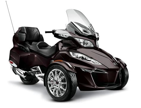 2014 Can Am Spyder by 2014 Can Am Spyder Rt Limited Review