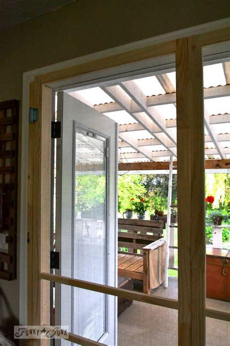 installing screen doors  french doors easy  cheap installing french doors sliding