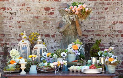 Easter Home Decor Styling: At Home Memphis & Mid South Magazine