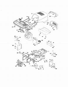 Craftsman Riding Mower Parts Manual