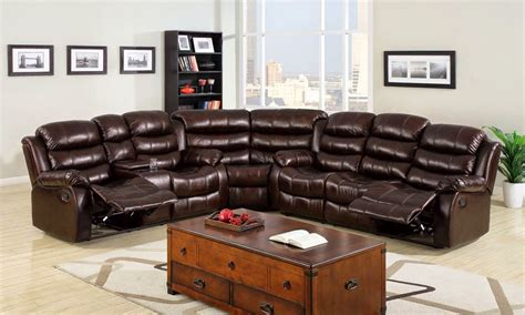 Cheap Leather Sectional Sofas by Cheap Recliner Sofas For Sale Sectional Reclining Sofas