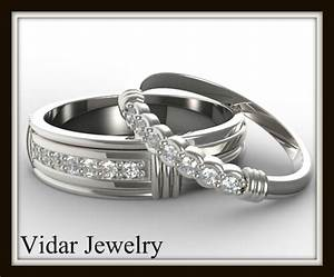 unique matching wedding bands his and hers wwwpixshark With unique matching wedding rings his and hers