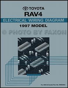 1998 Toyota Rav4 Wiring Diagram Original