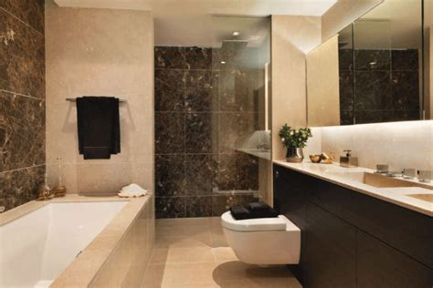 designer bathrooms gallery projects waterfront bathrooms