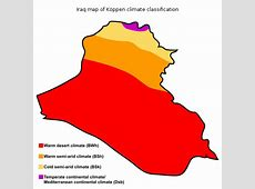 FileIraq map of Köppen climate classificationsvg