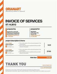 10 creative invoice template designs business template With freelance graphic design invoice template