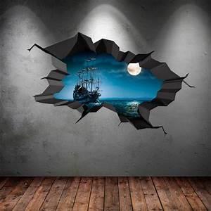 3d Wall Art : best 25 bedroom wall stickers ideas only on pinterest ~ Sanjose-hotels-ca.com Haus und Dekorationen