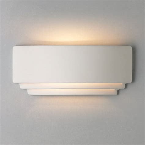 buy astro amalfi wall light lewis