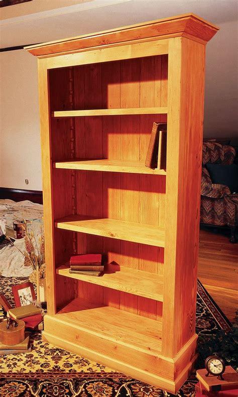 ideas  bookshelf plans  pinterest build