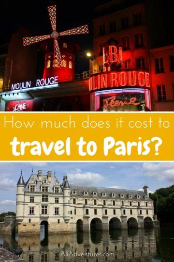 How Much I Spent Traveling For One Week In Paris Ali's