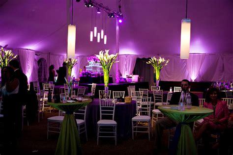 Wedding Receptions Tents Decoration