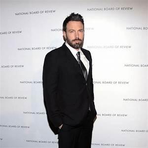 Ben Affleck en los National Board of Review 2013 - Entrega ...