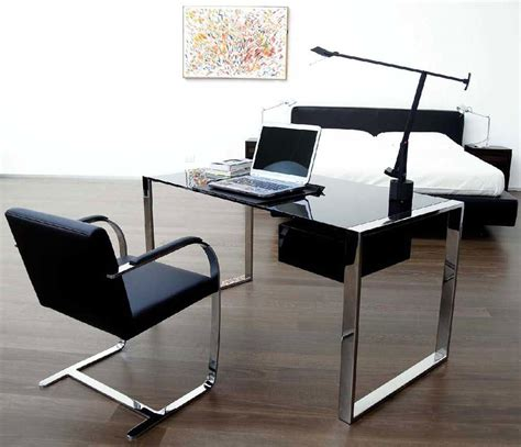 contemporary bureau desk ideas on finding the right modern computer desk for your