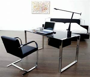 ideas on finding the right modern computer desk for your With contemporary office desk for your stylish home office