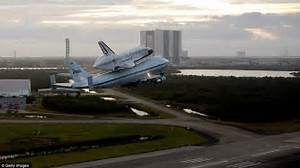 Space Shuttle Endeavour: Ship heads to California on the ...