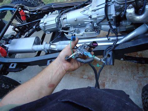 jeep sensor o2 wiring 2007 questions