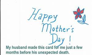 A Widow S Thoughts About Mother S Day What To Say When