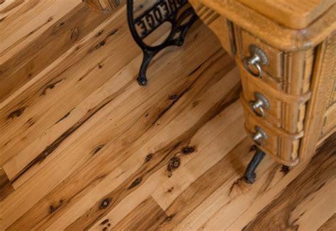 antique reclaimed hickory hardwood flooring ward