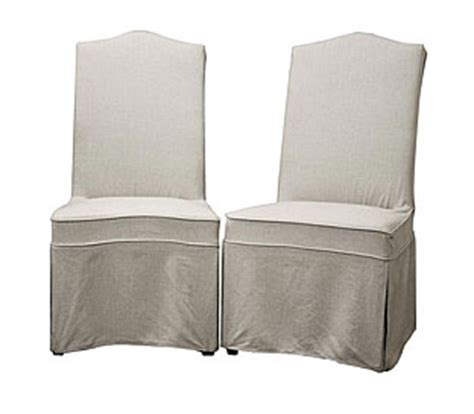 restoration hardware hudson camelback slipcovered chair