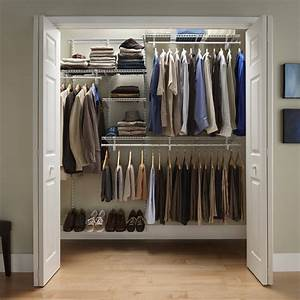 Storage, Organization, Closetmaid, Shelftrack
