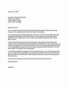 cover letter for new grad nursing position With dental hygiene cover letter new grad