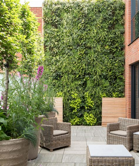 living room wall garden landscaping ideas how to plan and create your