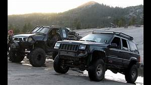 Jeep Grand Cherokee 4x4 Zj 5 9 Xj Doorless Xj Full Width