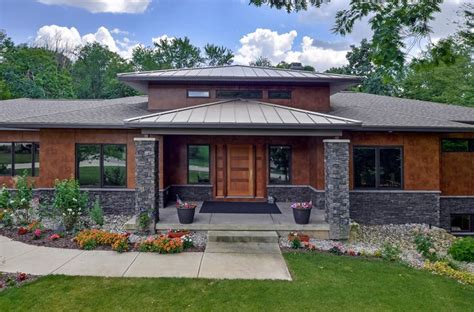 100 small prairie style house plans mulligan rustic modern prairie style house plans 1045 skyevale ada mi