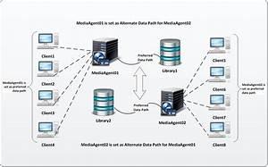 Gridstor  Alternate Data Paths