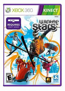 Winter Stars Release Date for Xbox Kinect, Wii and Sony ...