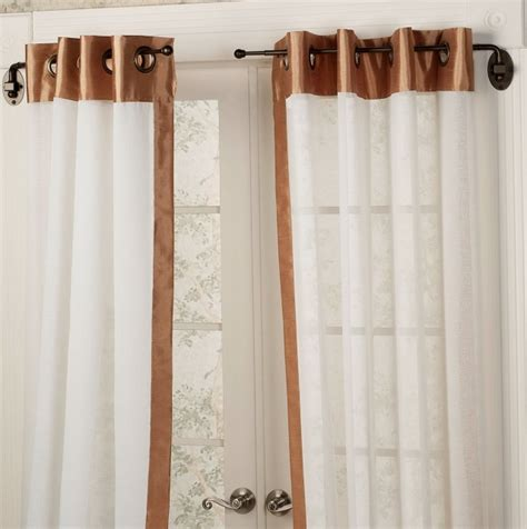 inside mount cafe curtain rod home design ideas