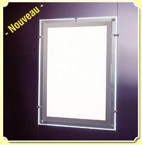 dynamisez votre vitrine grace 224 nos porte affiche lumineux led sur c 226 ble tendu id 233 al pour