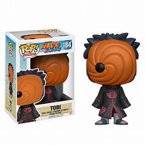 Naruto Tobi Pop! Vinyl Figure Funko Naruto Pop! Vinyl Figures at Entertainment Earth