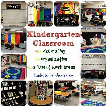 Classroom Kindergarten Setup Reveal Decorations Kindergartenchaos Organization