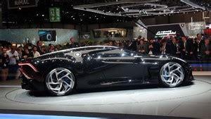 The new concept car diverts the laminar airflow into a higher spot for. Bugatti La Voiture Noire--a $12.4 million celebration of the Type 57SC Atlantic