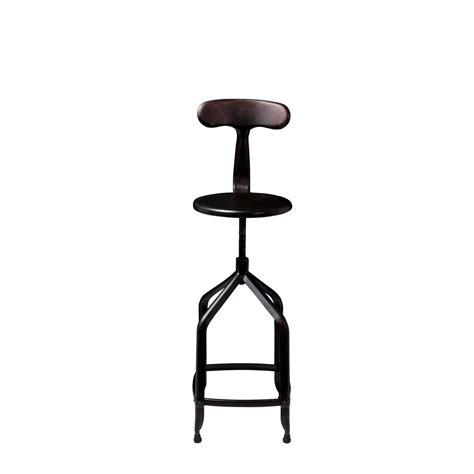 chaise haute réglable en hauteur tabouret de bar vintage réglable marx the déco