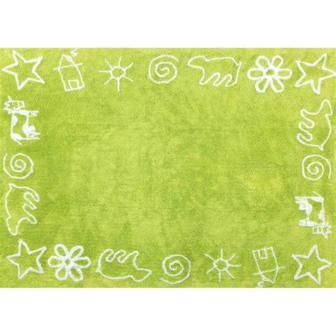 tapis bleu et vert tapis chambre vert et bleu chaios