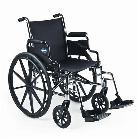 Invacare Transport Chairs Lightweight by Invacare Tracer Sx5 20 Quot W X 16 Quot D Lightweight Wheelchair