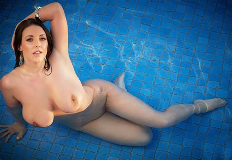 Angela White Nude For PlayBoy Photos The Fappening