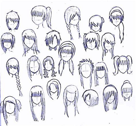 girl anime hairstyles latest comics episode