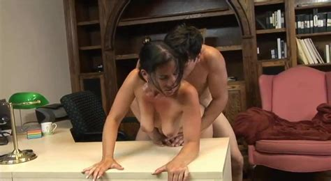 Hot Fuck 135 Sexy Cougar Milf And Younger Lover Office