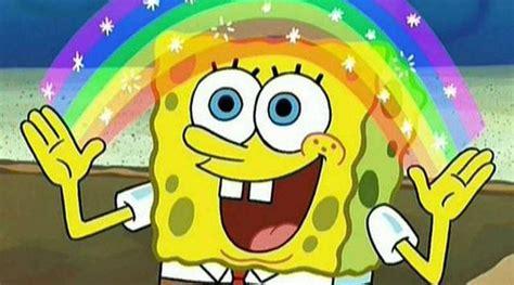 Frenetic-paced Tv Programming Like Spongebob Destroys