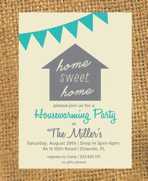 amazing housewarming invitation templates  psd