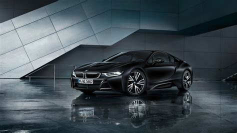 Bmw I8 Coupe 4k Wallpapers by 2017 Bmw I8 Frozen Black 4k Wallpapers Hd Wallpapers