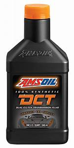 Amsoil Synthetic Dual Clutch Transmission Fluid