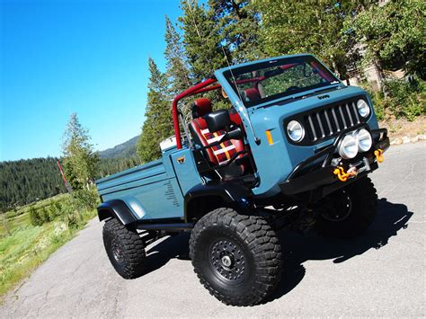 Driving The Jeep Concepts